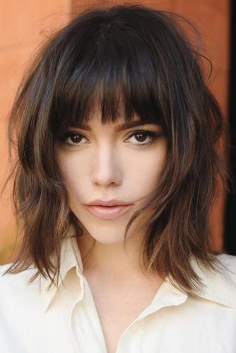 Haircuts with Bangs picture2