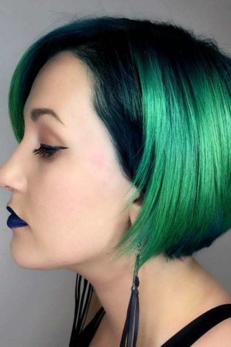 Hairstyles for Below-The-Chin Length picture 3