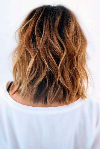 Hairstyles for Medium Wavy Hair picture 3