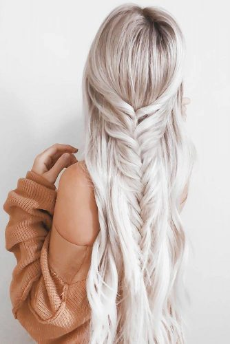 Hairstyles for Valentines Day with Braids picture2