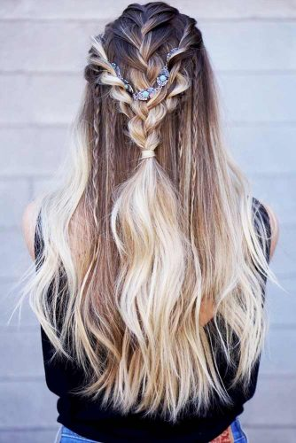Hairstyles With Blonde Highlights Picture 3