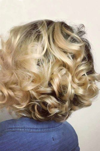 Ideas for Short Curly Hair picture 3