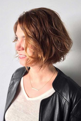Ideas for Short Curly Hair picture 6