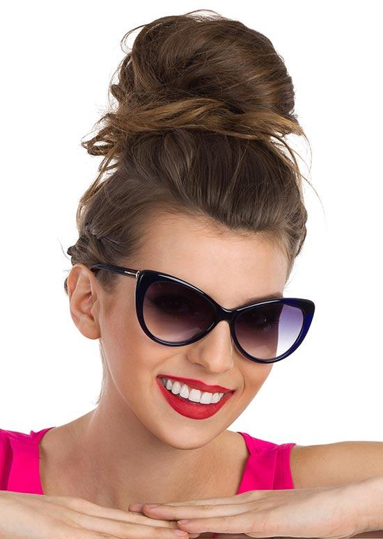 Latest Hairstyles For Long Hair - Messy Bun
