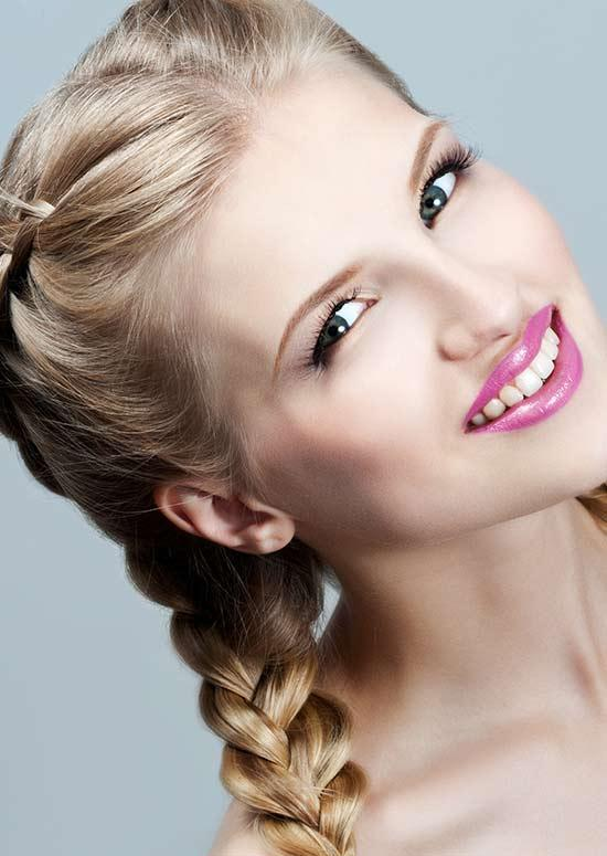 Latest Hairstyles For Long Hair - Side Braids