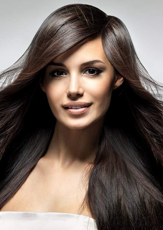 Latest Hairstyles For Long Hair - Side Swept
