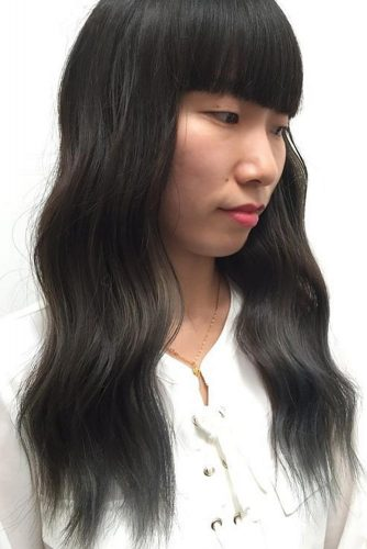 Layered Hair with Bang picture2