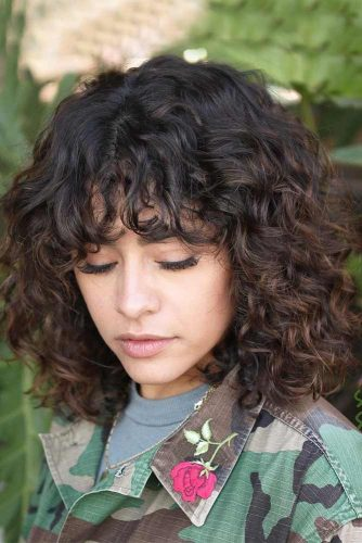 Layered Haircuts for Curly Hair picture1