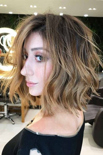 Layered Haircuts for Shoulder Length Hair Picture 3