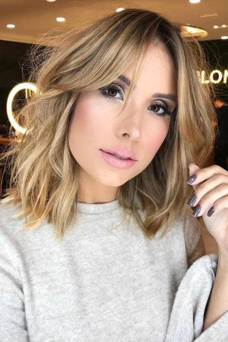 Long and Medium Length Bob Hairstyles Picture 1