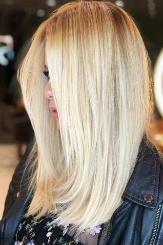Long and Medium Length Bob Hairstyles Picture 3