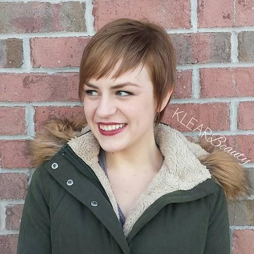 Long Pixie Haircut For Thin Hair