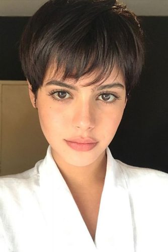 Layered Pixie Cut With Long Bangs Bpatello