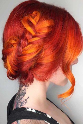 Lovely Braided Bob Hairstyles picture 1