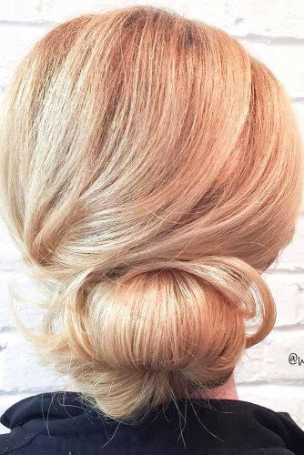 Lovely Bun Hairstyles picture 3