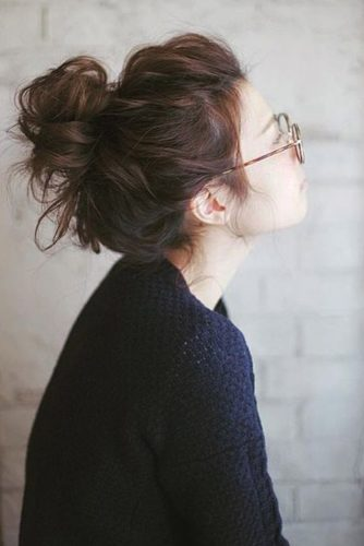 Lovely Hair Styles for Medium Hair picture 1