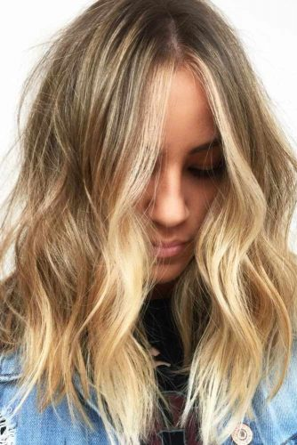 Lovely Medium Length Layered Hair Styles picture 3