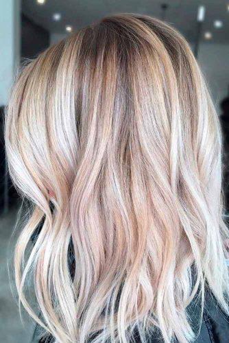 Magic Blonde for Medium Length Hair picture 2