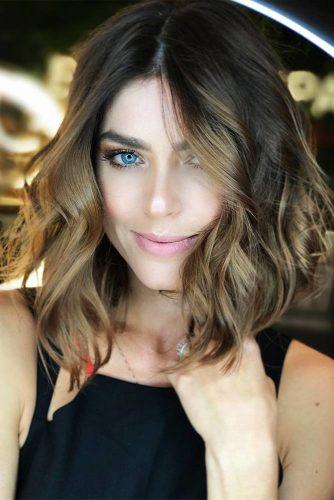 Medium Length Haircuts You Will Love picture 6