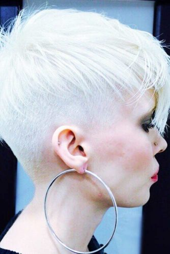 Mohawk and Pixie Hairstyles picture 1