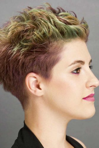 Mohawk and Pixie Hairstyles picture 2