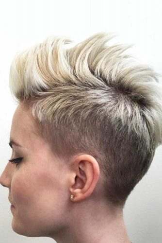 Mohawk and Pixie Hairstyles picture 3