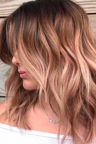 Ombre Hair Brown to Blonde picture1