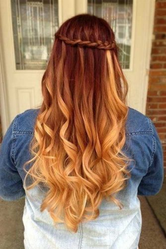 Ombre in Warm Tones picture1