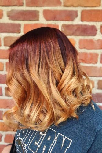 Ombre in Warm Tones picture2