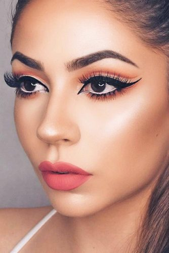 Perfect Cat Eye Makeup Ideas picture 6