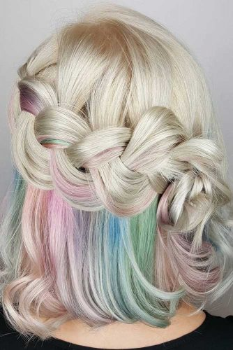 Perfect Christmas Short Hairstyles
