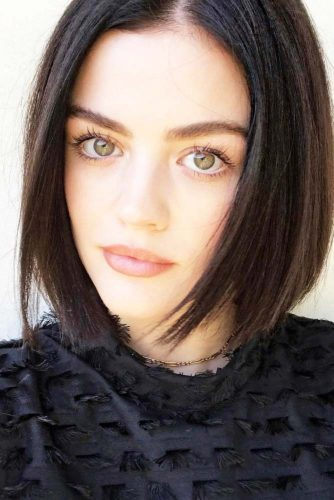Perfect Straight Bob Hairstyles picture 3