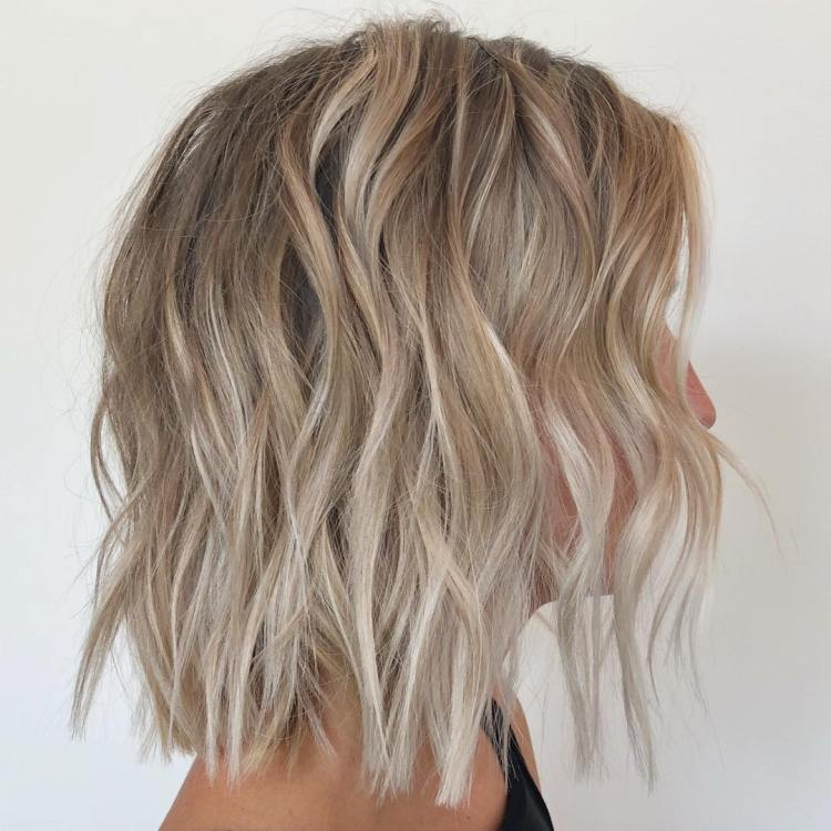 Perfectly Textured Thin Hair