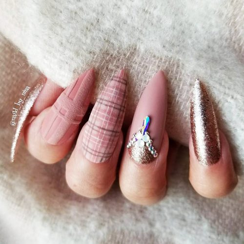 Pink Nails for the Real Princesses Picture 1