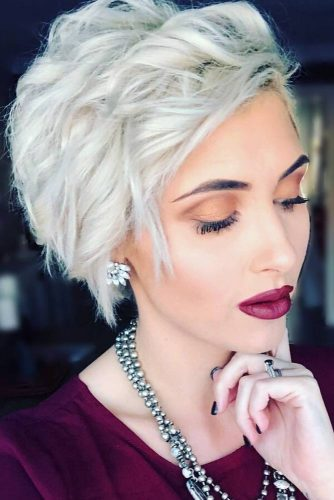 Pixie Wavy Hair Styles picture1