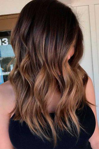 hottest brown ombre hair ideas hairslondon