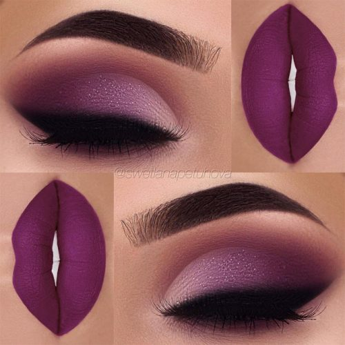 Popular Purple Lipstick Shades picture 3