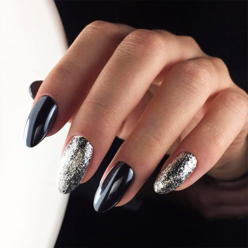 Pretty Black Nail Designs for Any Occasion Picture 1