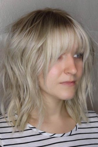 Sexy Hairstyles with Bangs for Ladies picture 2