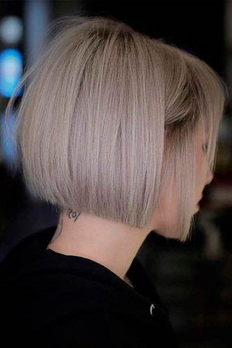 30 Edgy Bob Haircuts To Inspire Your Next Cut Hairs London