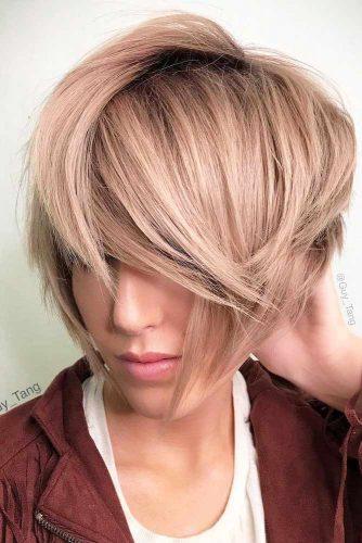Short Edgy Bob Haircuts picture1