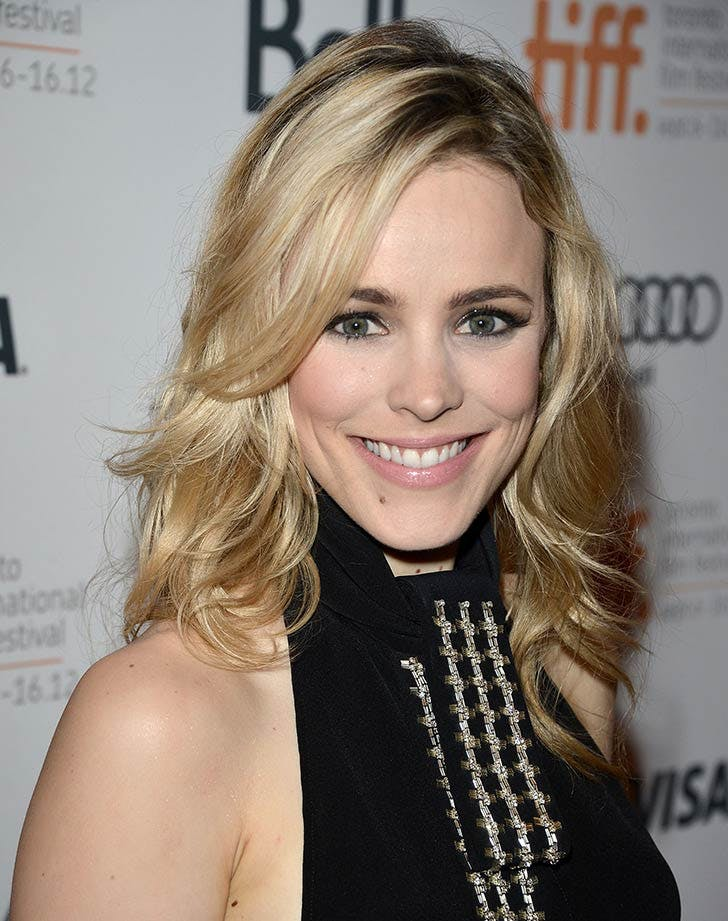 short face framing layers rachel mcadams37