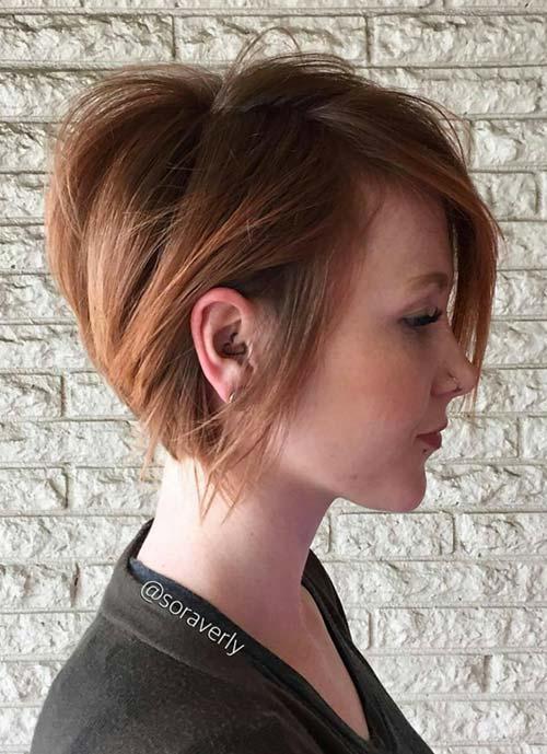 Short Hairstyles For Women Razor Cut Short Bob Hairs London