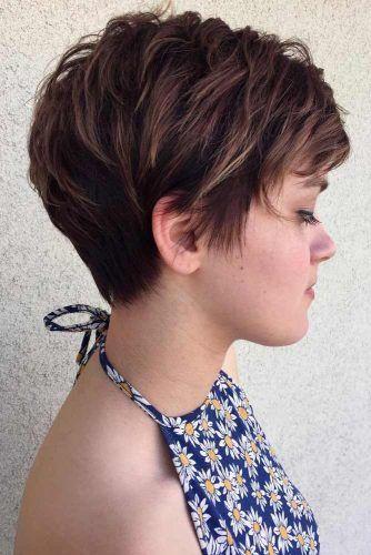 Short Pixie Haircut #haircutstyles #haircuts #shorthaircuts #pixiehaircut