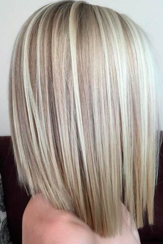 Silky Lob Hairstyles picture 1