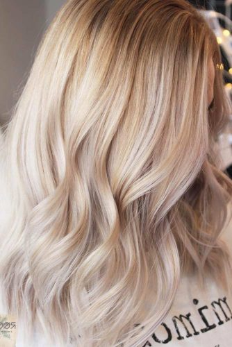 Silky Lob Hairstyles picture 2