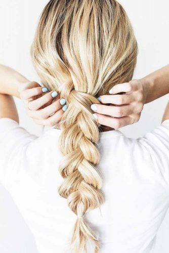 Simple and Cute Braid picture 3