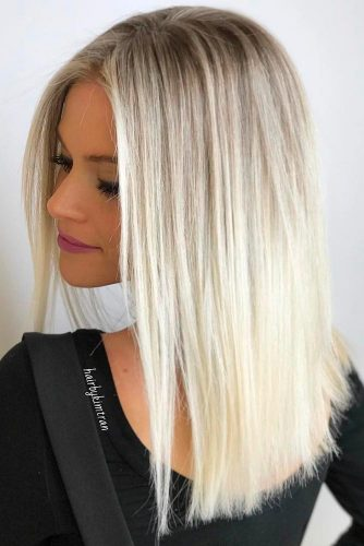 Soft Blonde Ombre