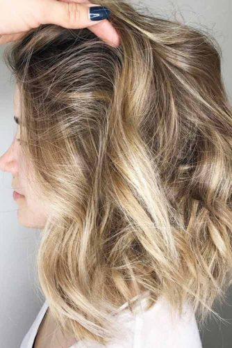 Soft Highlights for Medium Hair picture 2