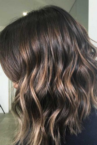 Soft Highlights for Medium Hair picture 3